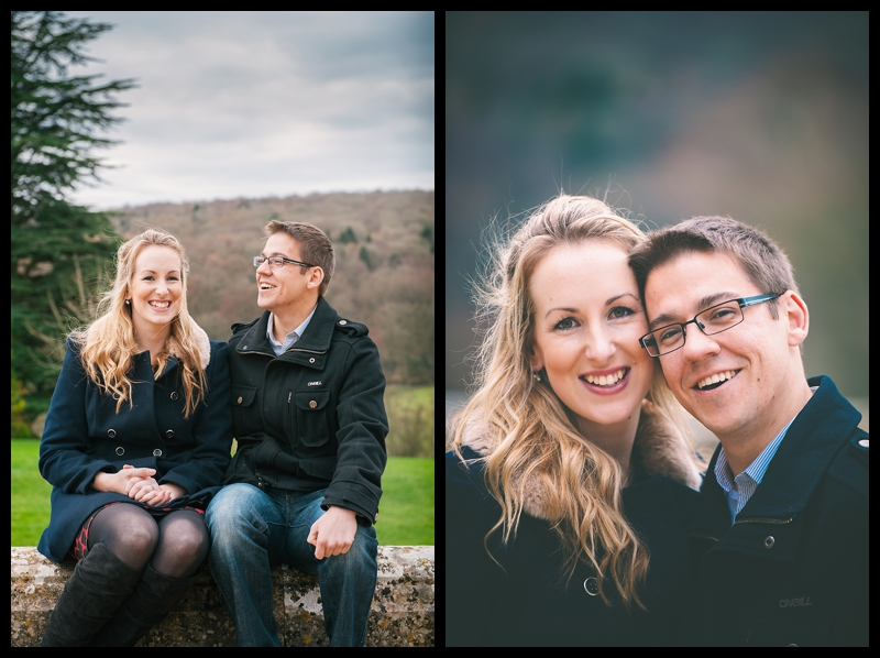 Jo & Tim's e-shoot at Rendcomb college