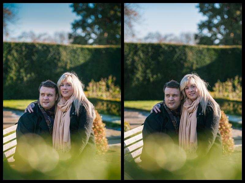 Julia & David's E-shoot at Luton Hoo