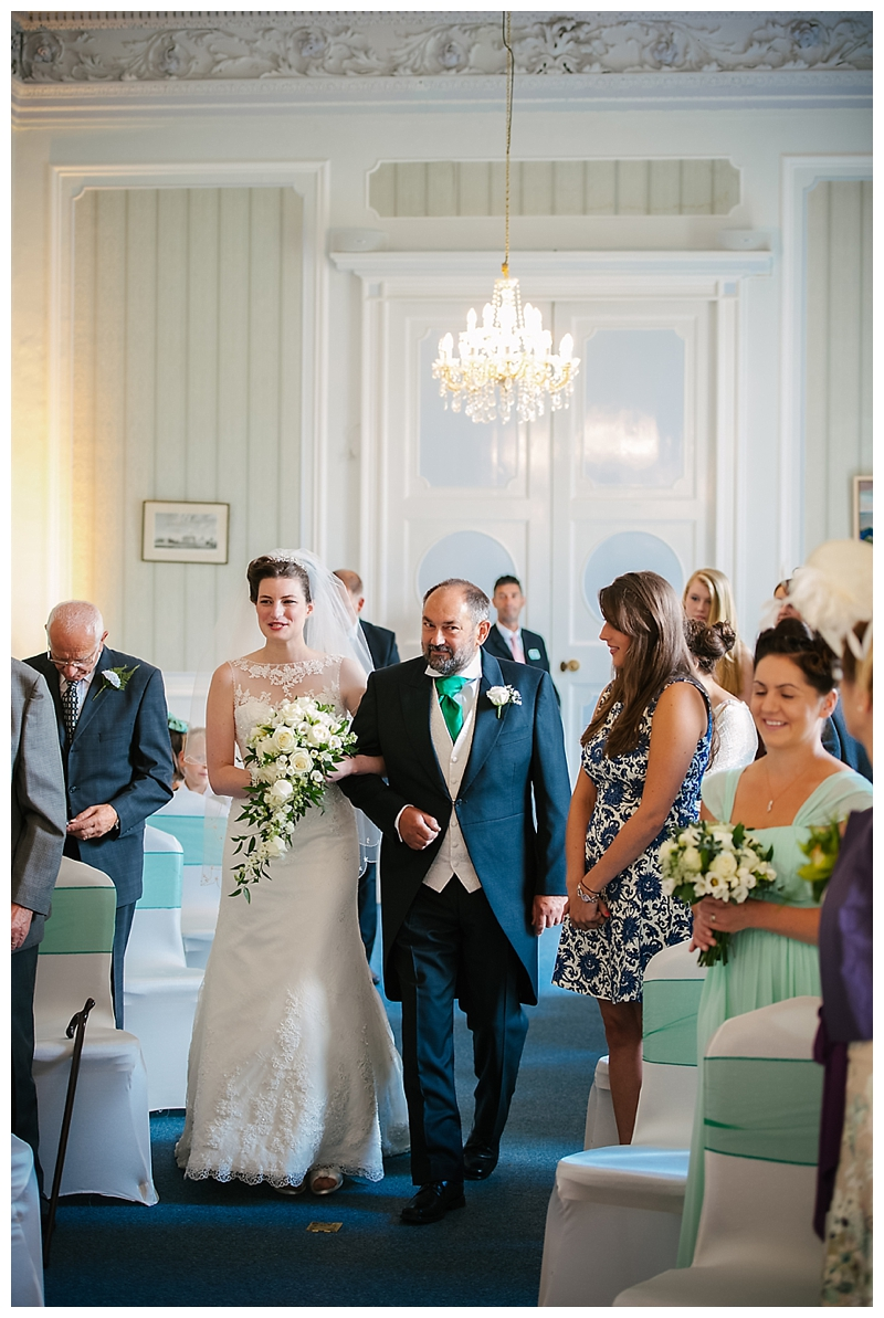 Merley House wedding