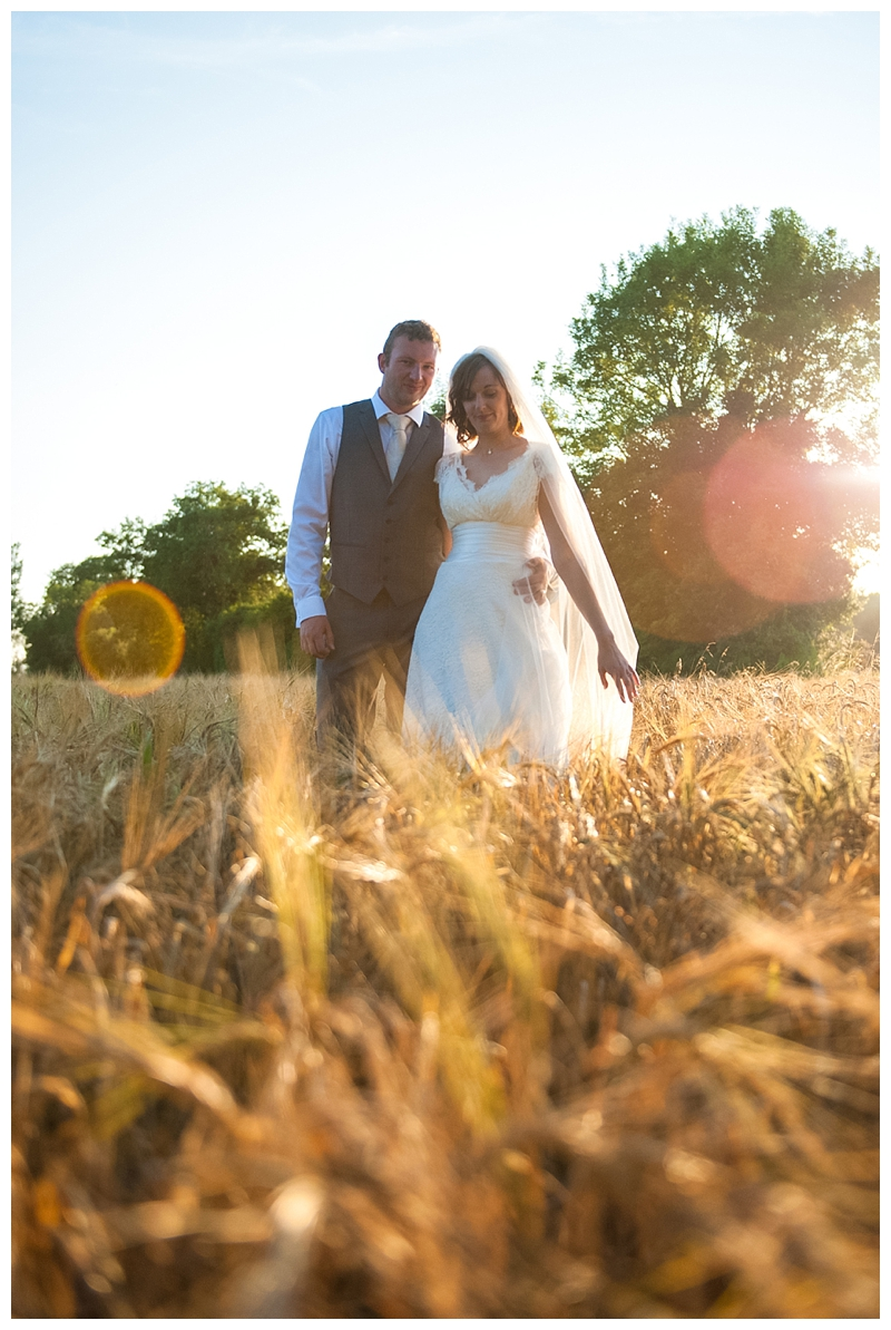 Sarah and Paul's Fairford wedding