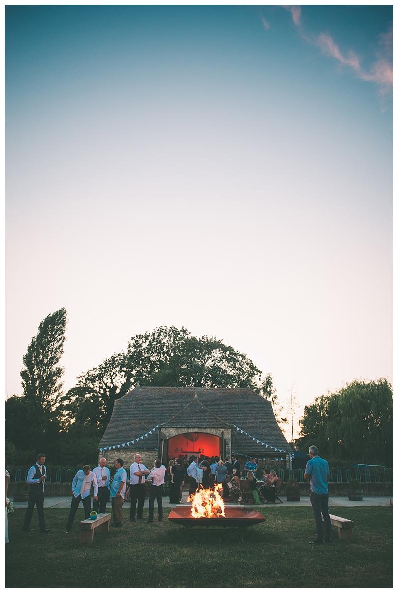 Jenners Barn wedding