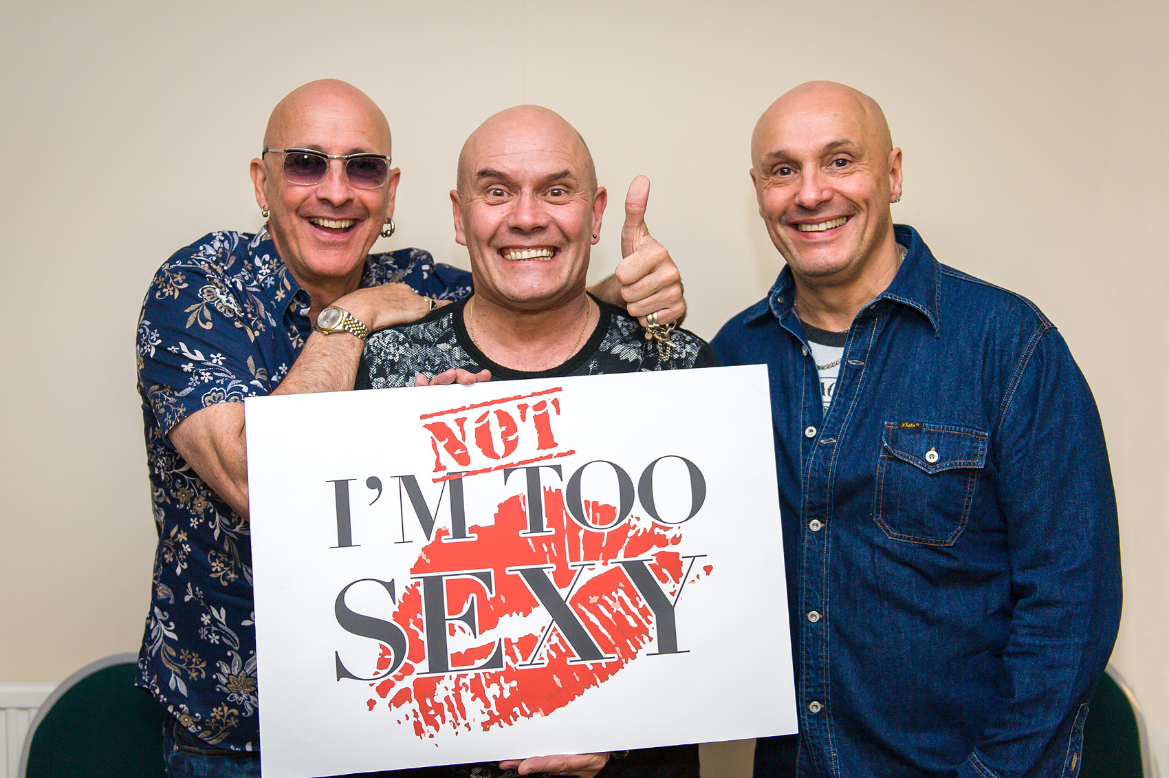 Right said Fred Hep C campaign
