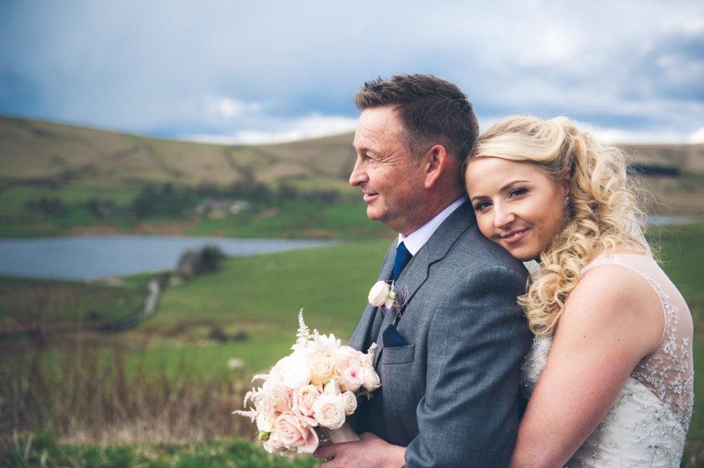 yorshire moors wedding photography