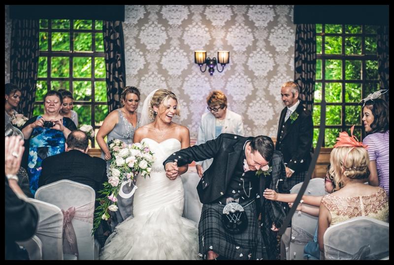 parkville hotel wedding photography