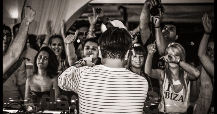 Paul Oakenfold Savannah Ibiza