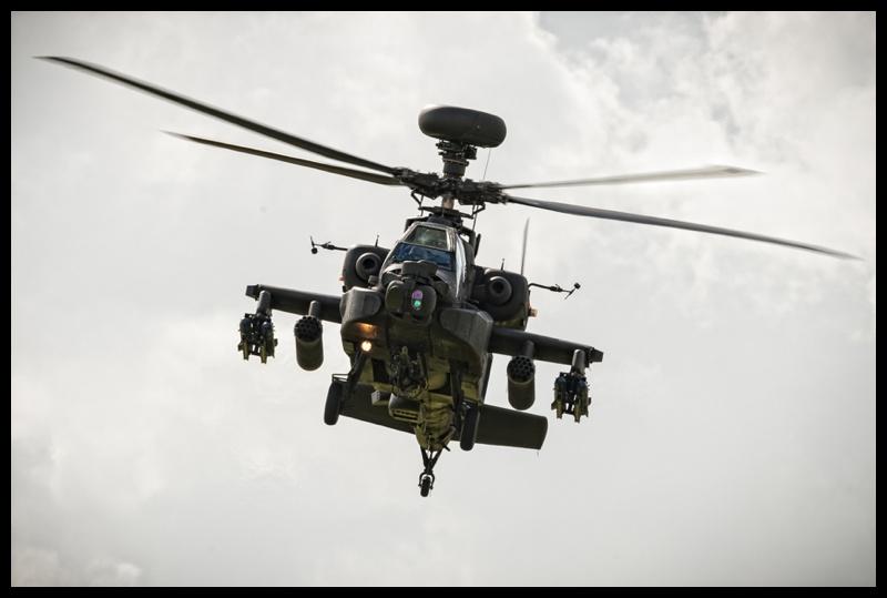 ah64 apache army air corps
