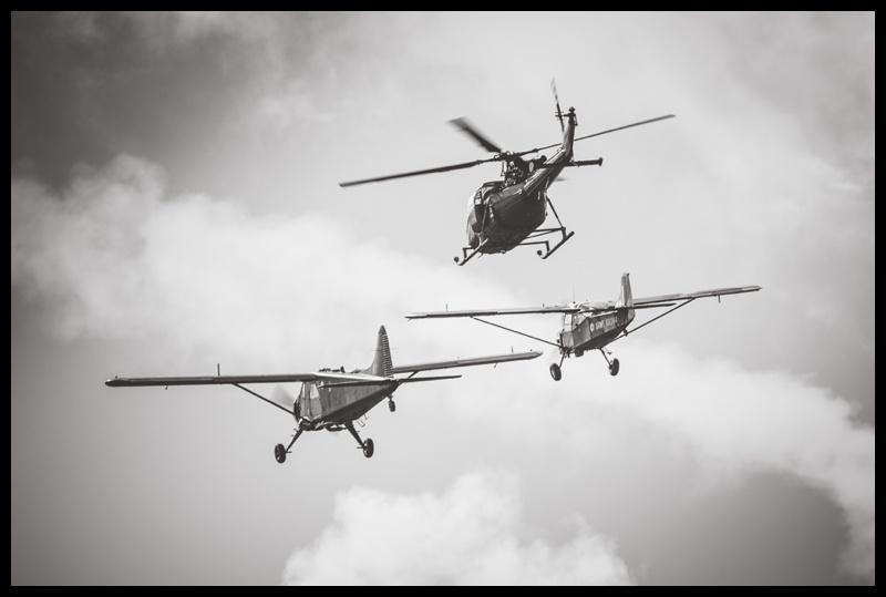 army air corps historic flight