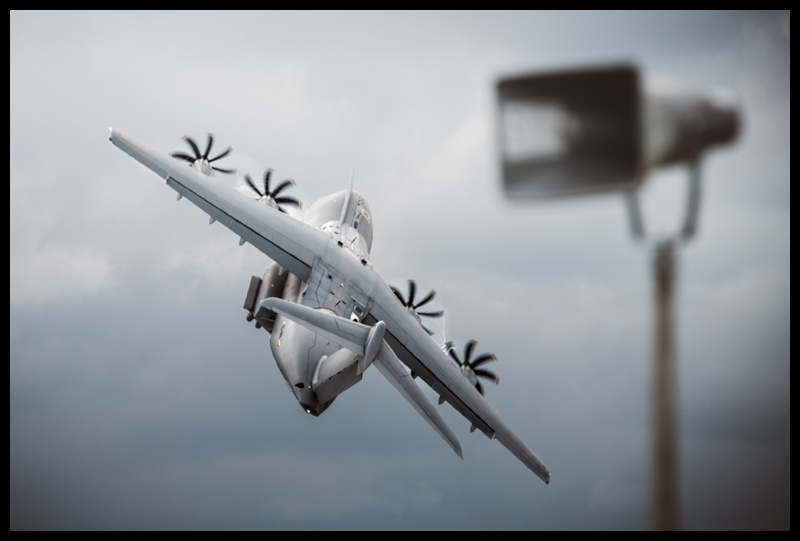 a400 climbout